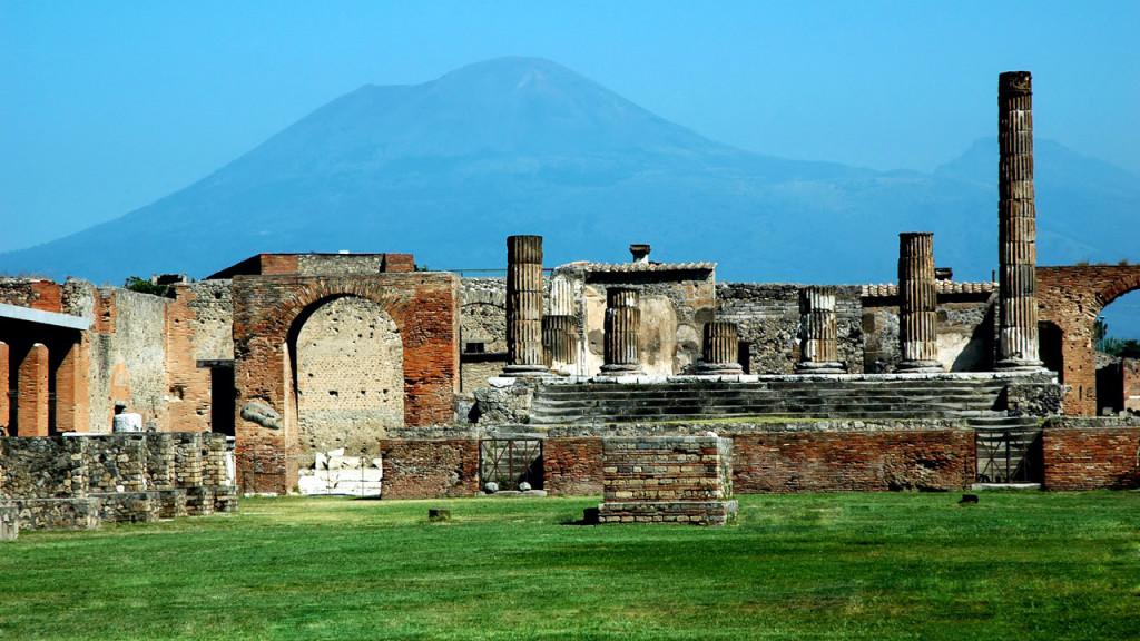 visitar pompei