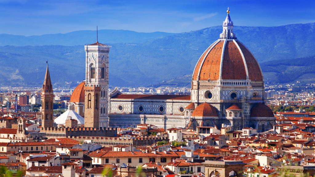 Visitar Florença em um dia