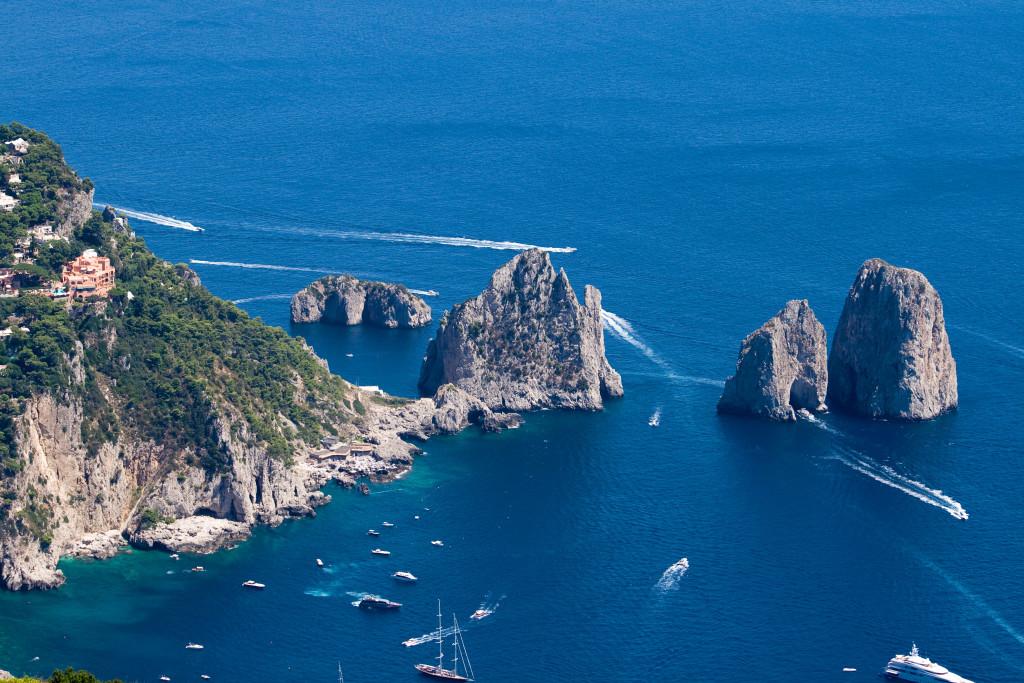 conhecer Capri na Itália