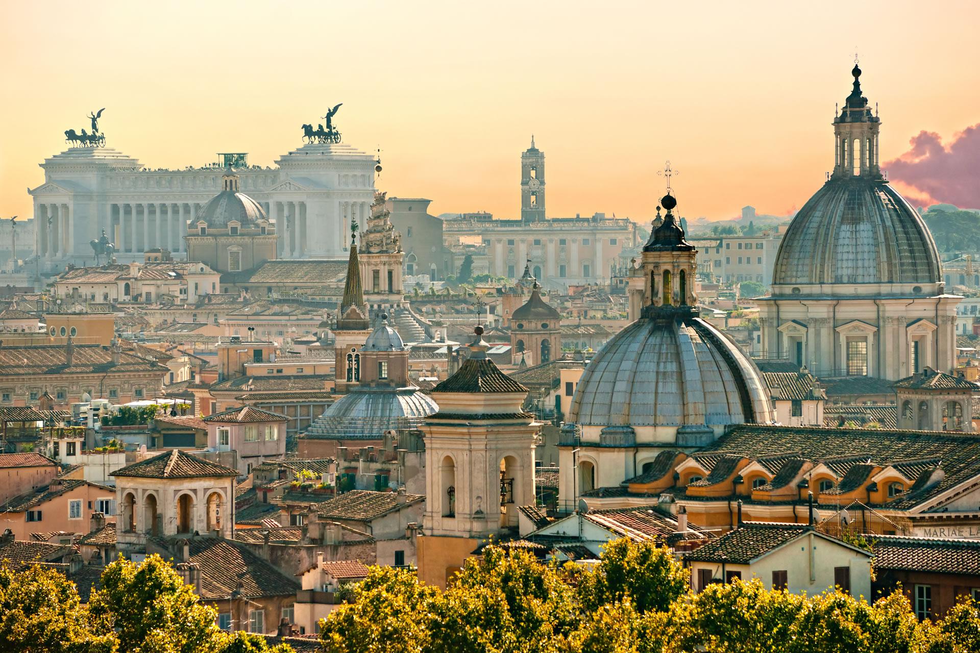 O que visitar em roma em 4 dias touristico for O giardino di pulcinella roma