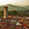 Como ir até Lucca a partir de Florença?